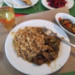 Lunch at Freakadelki: Cheap and hearty