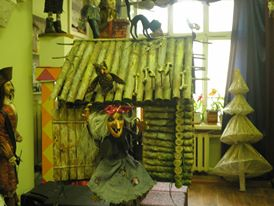 WATCH OUT FOR BABA YAGA!!!