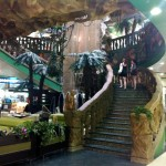 The Jungle Cafe in Dreamtown