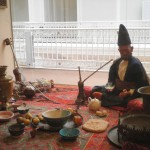 A Central Asian trader