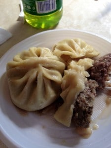 Buuzi, traditional Buryat dumplings, are sometimes known as Pozi as well.