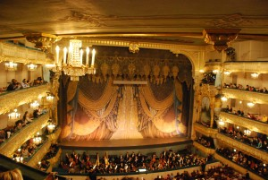 The Mariinsky Theater (SpB)