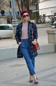 Trendy but casual (Moscow)