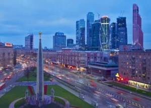 Moscow Life moves fast in the big city