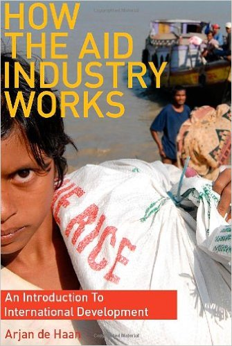 Work in the aid industry