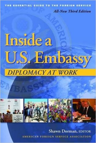 Work at an embassy