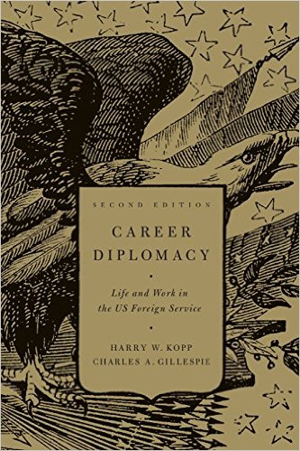 Work in diplomacy