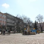 Market Square in Lviv