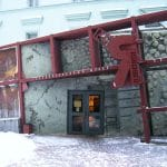 Mayakovsky Museum in Moscow.