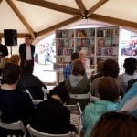 Presentation at the Moscow Book Festival