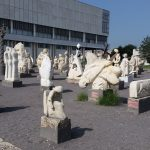 Lots of statues...