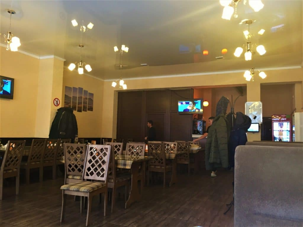 Interior at As-Kazan