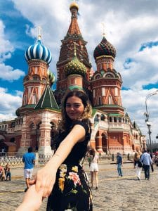 SRAS students reviews the Cuba Russia Connection program for study abroad